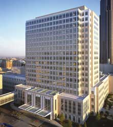 Midtown Atlanta office of The Kaufmann Clinic, Internal Medicine